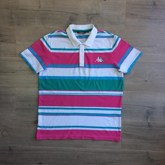 ba7ce98023 Kappa Robe Di Kappa Polo Shirt Stripe